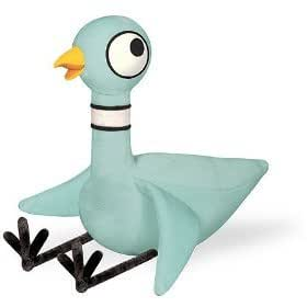 Mo Willems Don't Let The Pigeon Drive the Bus Soft Toy - Plush Stuffed Animals