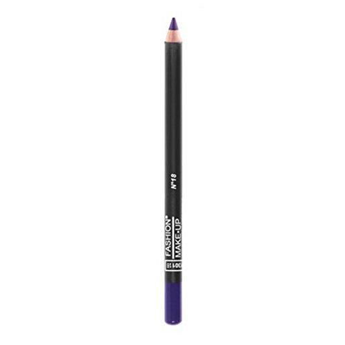 FASHION MAKE UP - Maquillage Yeux - Crayon Bois - N° 18 Violet