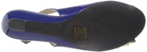 Lunar Flc551, Sandales femme Bleu - bleu