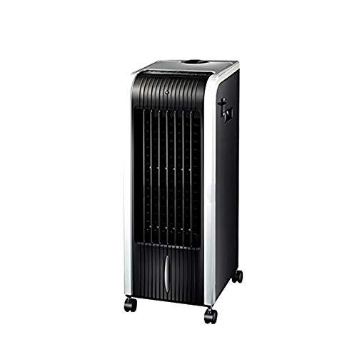 Xxyk Haushaltsluftkühler Verdunstungskühler Klimaanlage warm und kalt Dual Use 8H Timing Intelligente Fernbedienung Anti-Moskito-Luftkühler