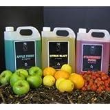 Ambientador Manzana Concentrado De Recarga en 5 litros