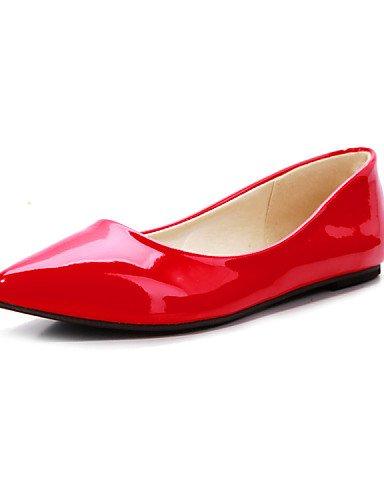 pdx-scarpe-donna-ballerine-ufficio-e-lavoro-formale-casual-a-punta-piatto-vernice-nero-giallo-verde-