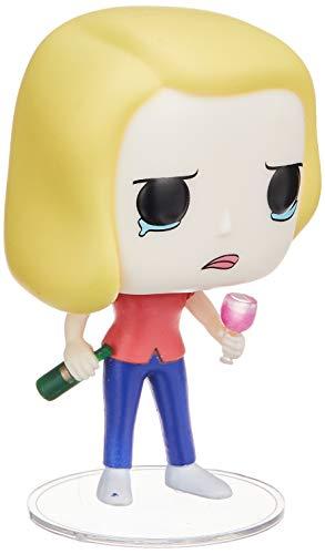 Funko Pop!- Rick & Morty Beth Figura de Vinilo (22961)