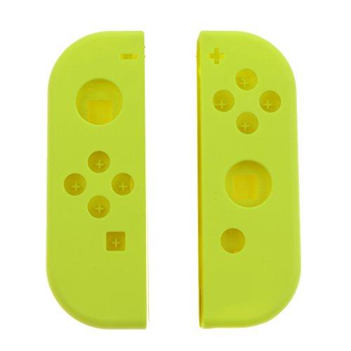 äuse für Nintendo Switch Joy-Con - Gelb (Um Schaltflächen)