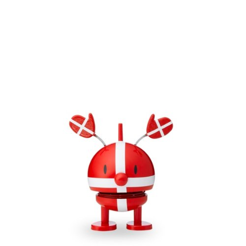 Red - Baby Rooligan Bumble (small)