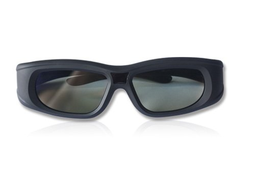 DLP-Link 3D USB 3D Shutter Brille für Projektor Beamer DLP TV von der Marke PRECORN