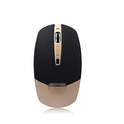 Wireless Maus 4 Tasten mit 2 DPI-800/1000DPI© Mäusen Gold Gold ()
