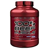Scitec Nutrition - 100% Beef Muscle, 3180g Dose Himbeere