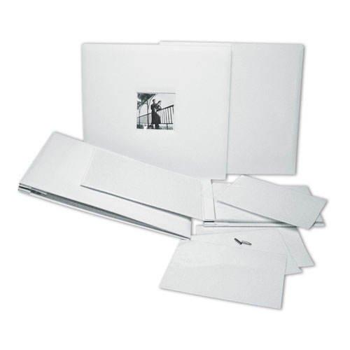 Rayher Album 8189400 32 x 35 x 32 cm Blanc