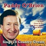 Sings 18 Country Greats