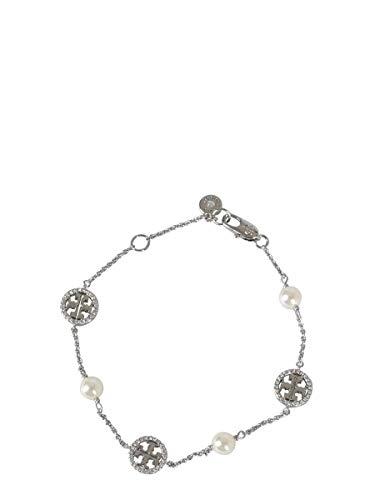 Tory Burch Damen 53418046 Silber Metall Armband
