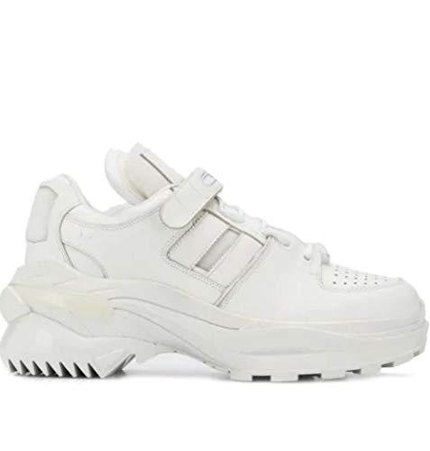 Maison Margiela Luxury Fashion Uomo S37WS0465P2695T1003 Bianco Sneakers | Autunno Inverno 19