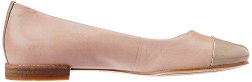 Clarks Festival Gold Damen Geschlossene Ballerinas Pink (Dusty Pink)