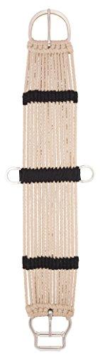 Weaver Leder Rayon 15 Stränge, gerade, Smart Cinch mit Neuer und verbesserter Rollschnalle, Braun/Schwarz, 34 Rayon Cinch