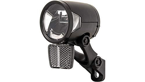 Herrmans H-BLACK MR8 E-Bike LED Scheinwerfer 180 Lumen 6-12 V DC