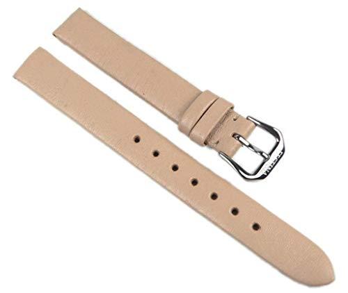 Festina Ersatzband Uhrenarmband Leder Band 12mm Beige F16247/4 F16247/