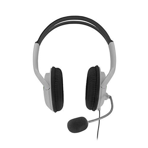 Eaxus® Premium Xbox360 Stereo Headset / Kopfhörer mit Mikrofon. Over-Ear Gaming-Headset