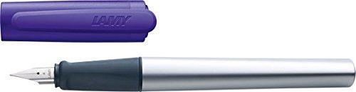 Lamy 091 nexx Füllhalter VIOLET Feder: Anfänger (A) (091 Violett)
