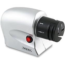 Beper 90.046 - Afilador de cuchillos eléctrico
