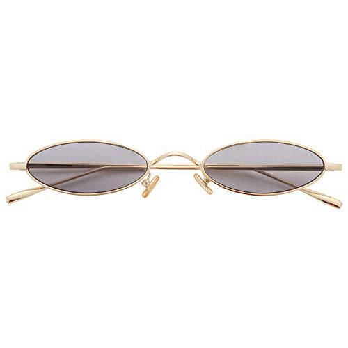 XUELIANG Sonnenbrillen/Brillen/Sonnenbrillen/UV-Schutzbox transparent Harajuku Stil Hip Hop Retro Sonnenbrille Männer und Frauen Flut Kunst Box