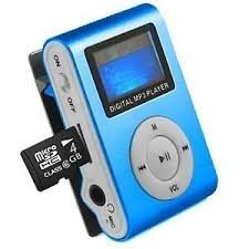 M Tech BEST QUALITY STYLISH Mini Mp3 Player with data cable & earphone (MULTI COLOURS) as per availability