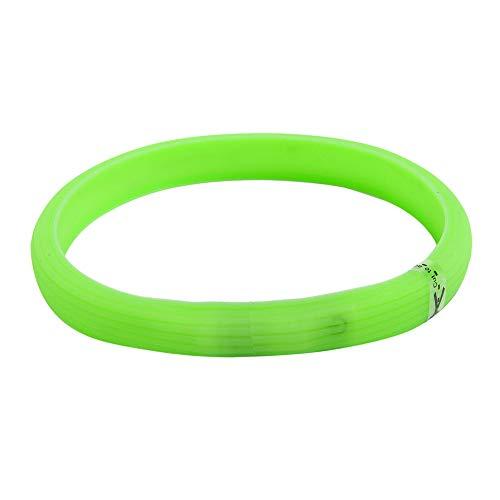 Saingace(TM) Haustier Halsband,wasserdichte USB Aufladbare Hundehalsband LED Flashing Glühend Helle Hund Katze Sicherheit -
