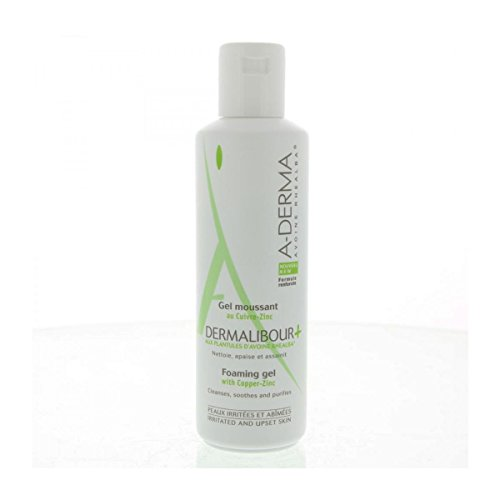 A-DERMA GEL 250ML + Dermalibour