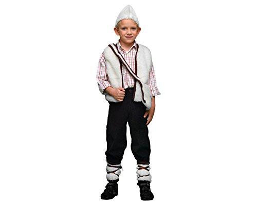 Hirte für Kinder-Kostüm 10-12Jahre