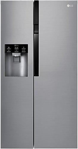 LG Electronics GSL 561 PZUZ Side-by-Side A++ / 179 cm / 375 kWh/Jahr / 394 L Kühlteil / 197 L Gefrierteil / No Frost