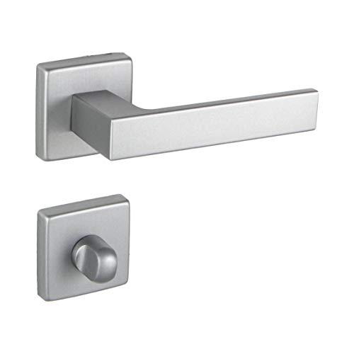 WC-Türgarnitur  <strong>Weitere Eigenschaften</strong>   Abschließbar