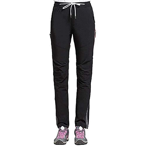 Comcrib Damen Jogging Hose Lässige Elastische Taille mit Tunnelzug Outdoor Sport Hose Sch