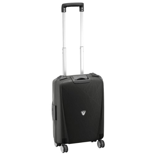Roncato Light 4-Rollen-Kabinentrolley 55 cm, schwarz