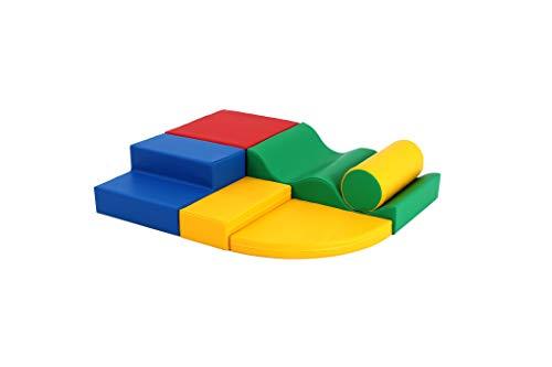 *XL Softbausteine Riesenbausteine Schaumstoffbausteine Großbausteine 6 Stück*