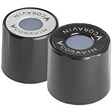 Coravin Schraubdeckel 6Pack (4kleine, 2große), mehrfarbig, 6Stück
