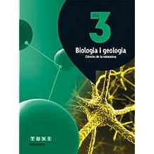 Biologia i geologia 3 ESO Atòmium - 9788441224001