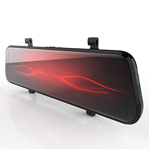 LWCAM Recorder Fahren, HD-Nachtsicht-Dashboard, Streaming Media Cloud-Spiegel vor und nach der doppelten Aufnahme eines HD-Nachtsicht-Autos, das Bild 1080P rückgängig Macht (Standalone Hd-dvr)