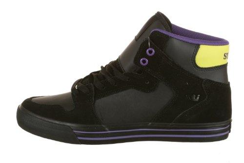Supra , Herren Sneaker * Schwarz