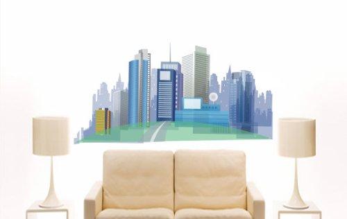 Imagen 1 de Indigos UG MD180 - Vinilo decorativo para pared, 60 x 120 cm