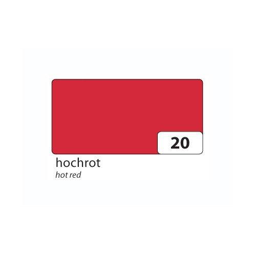 Passep.karten Rechteck 10x15 5/5 hochrot
