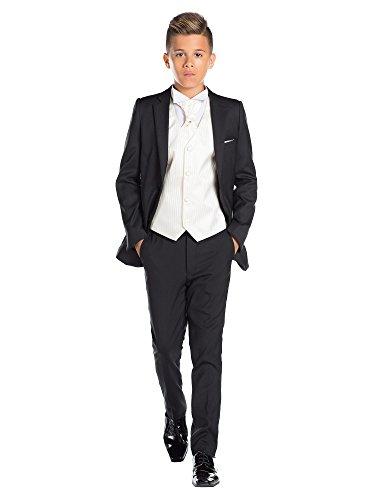 Paisley of London, grau für Jungen folgt, Kostüm Jungen Stinkefinger, Kostüm, KTV, 12-18Monate-13Jahre Gr. 3 Jahre, - Gilet De Kostüm Beige