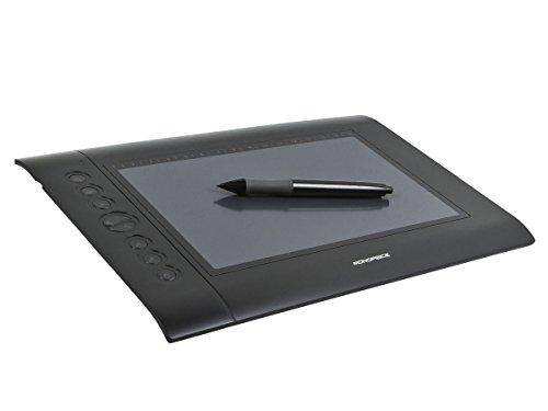 Monoprice 10x 6.25-Inch gráfico Dibujo Tablet
