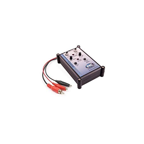 Pac TL-PTG2 Audio-Tester mit Integriertem Tongenerator, Speaker-Phasentester & Cinchkabel-Tester