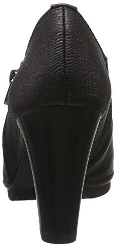 Hispanitas - Ambers, Scarpe col tacco Donna Nero (Schwarz (Soho-I6 Black Tejus-I6 Black))