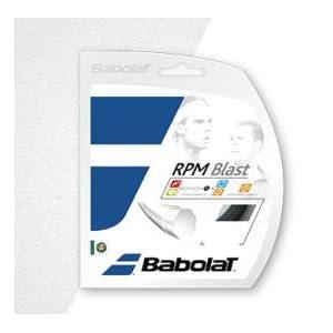 Babolat RPM Blast Rough 12m String, Unisex, 241136