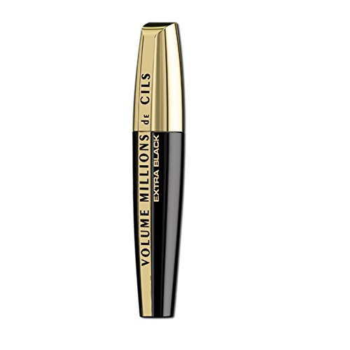 L'Oreal Paris Volume Million Lashes, Mascara, Extra Black