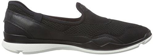 Ecco  ECCO LYNX, Chaussures Multisport Indoor femme Noir (51052Black/Black)