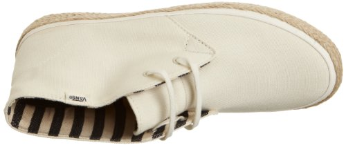 Vans Chukka Slim W, Baskets mode mixte adulte Blanc cassé - Naturel