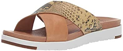 UGG KARI Exotic 1102811 Tan: : Chaussures et Sacs
