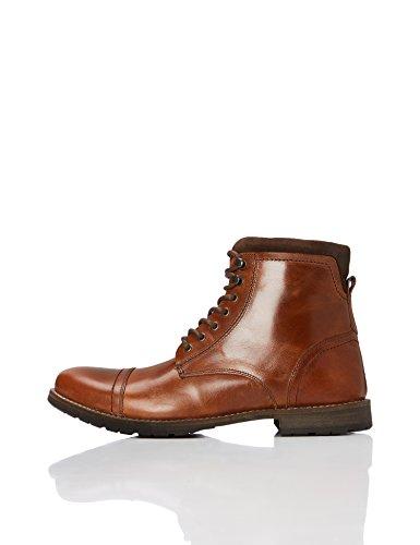 FIND Max Zip Worker Herren Klassische Stiefel, Braun (Tan 250), 44 EU (10 UK)