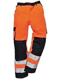 Portwest Tx51 Texo Männer Hallo-Vis Arbeitshose Neue Schutzhose Arbeitshosen